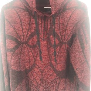 Marvel Sweaters - Spider-Man Homecoming Pullover Hoodie Men Small